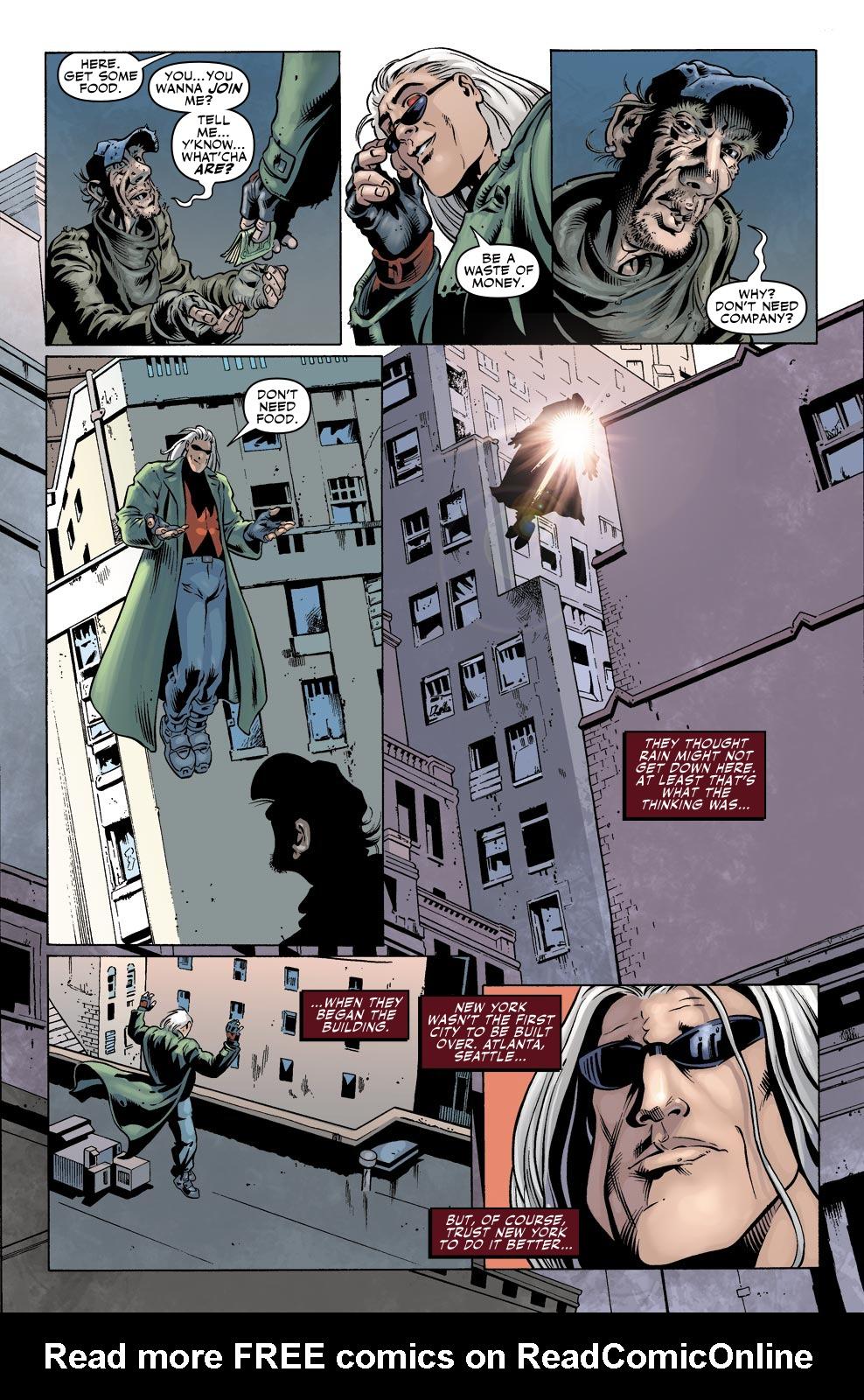 Read online Wonder Man (2007) comic -  Issue #1 - 4