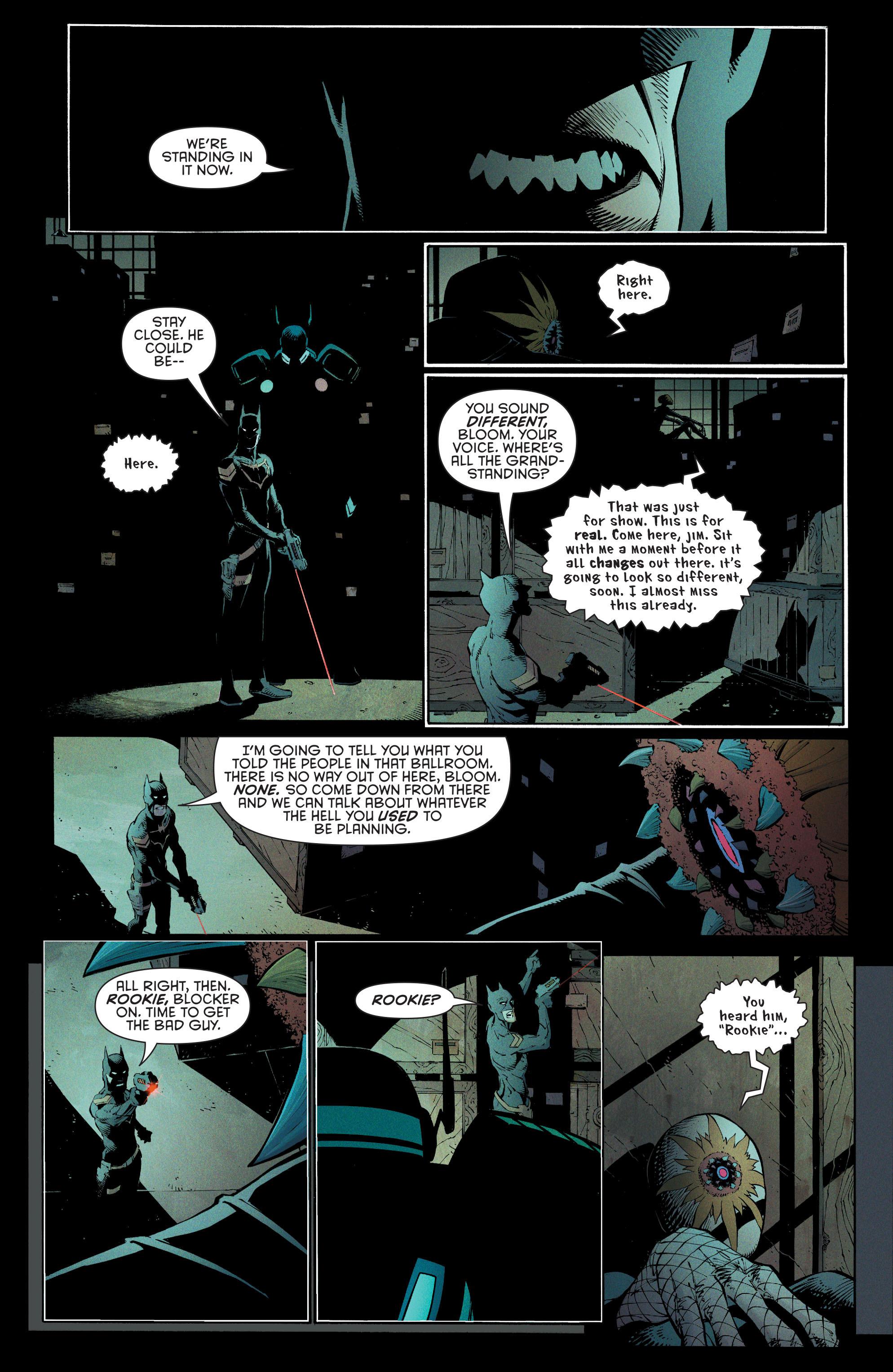 Read online Batman (2011) comic -  Issue # _TPB 9 - 26