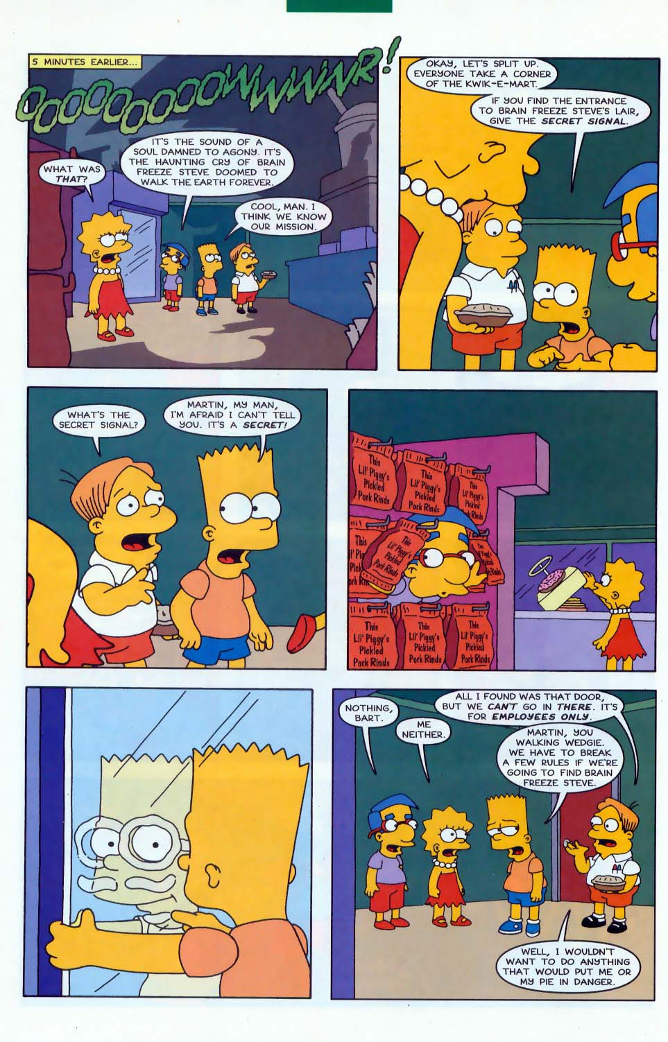 Read online Simpsons Comics comic -  Issue #43 - 13