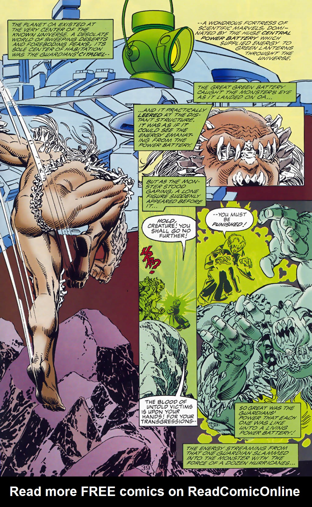 Read online Doomsday Annual comic -  Issue # Full - 41
