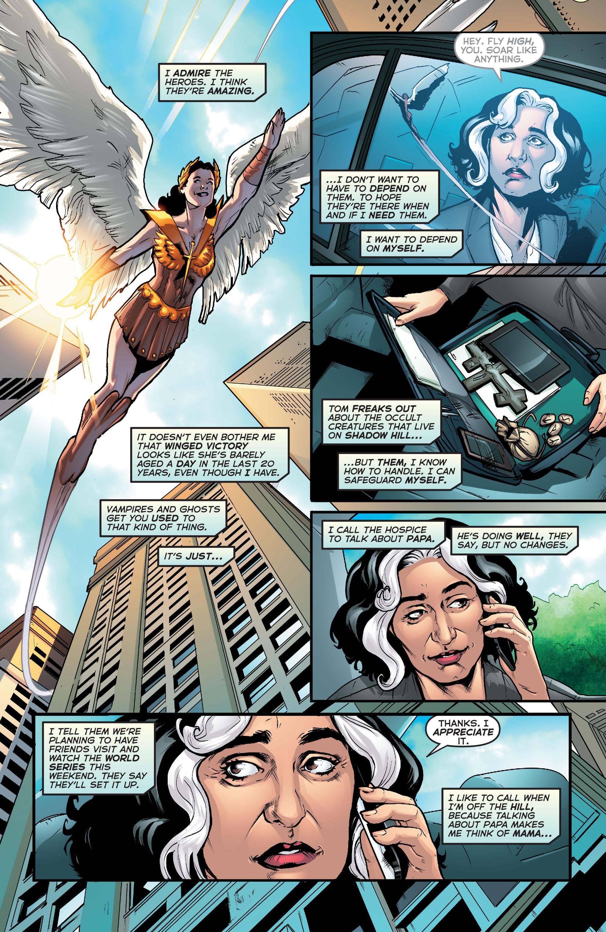 Read online Astro City comic -  Issue #40 - 4