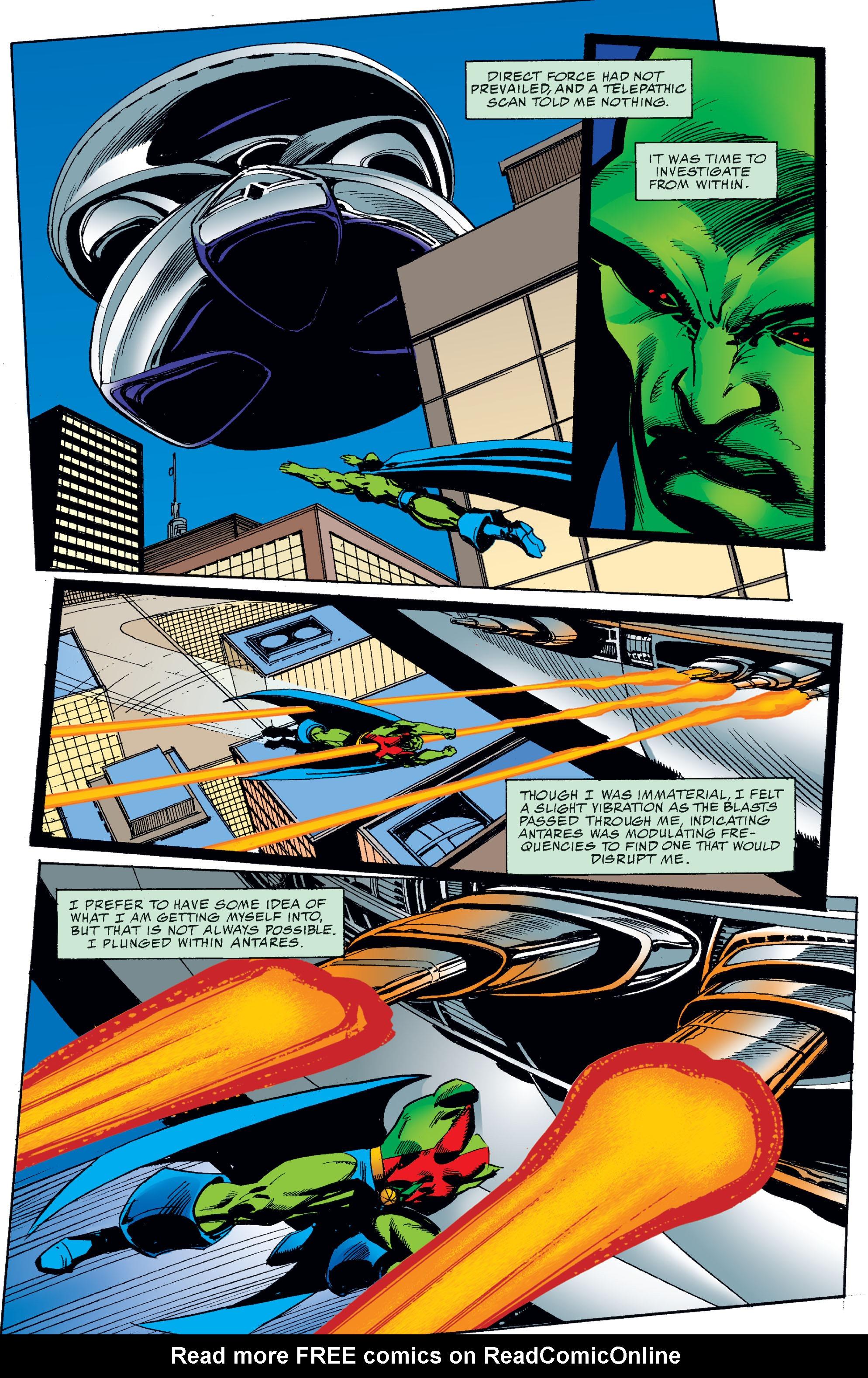 Read online Martian Manhunter: Son of Mars comic -  Issue # TPB - 71