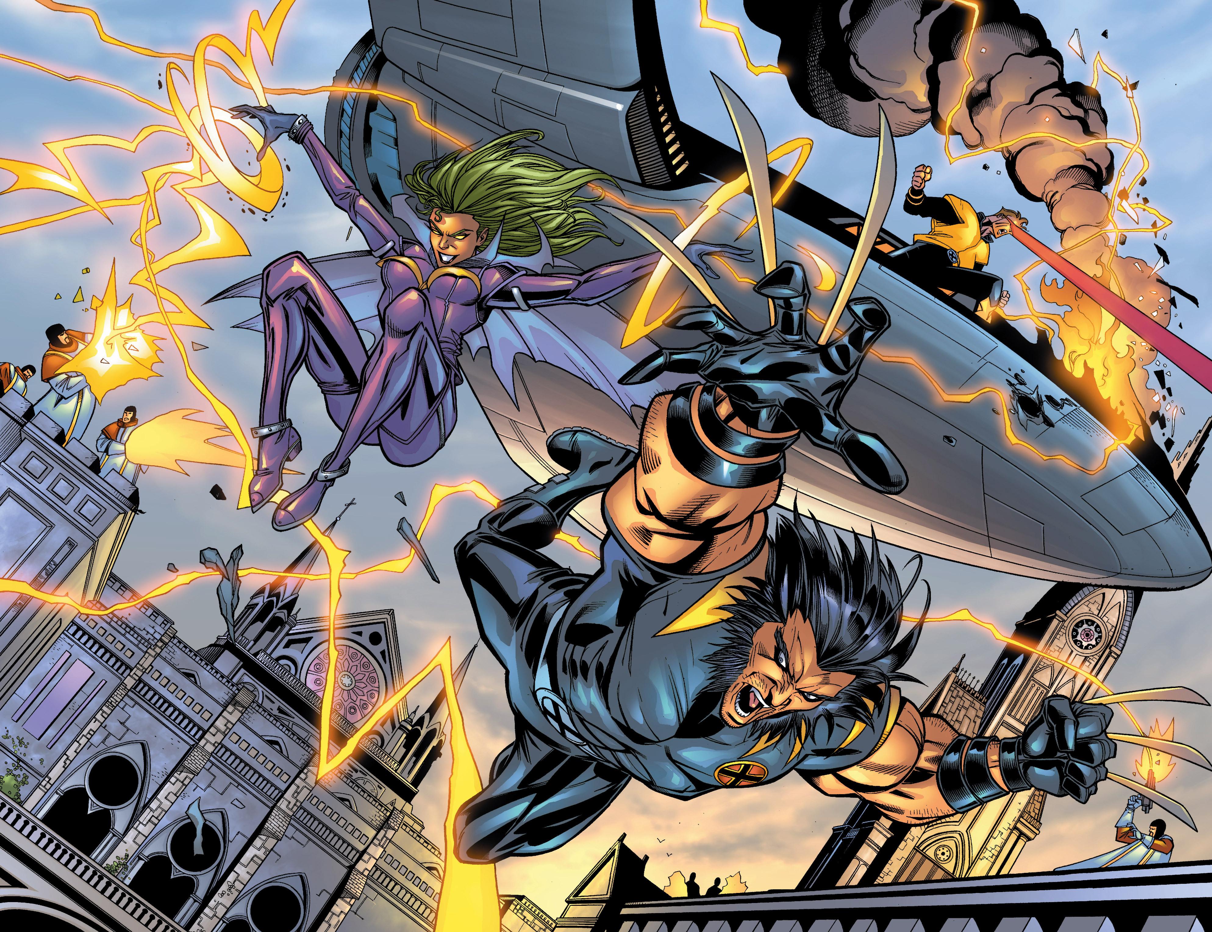 Read online Uncanny X-Men (1963) comic -  Issue #424 - 11