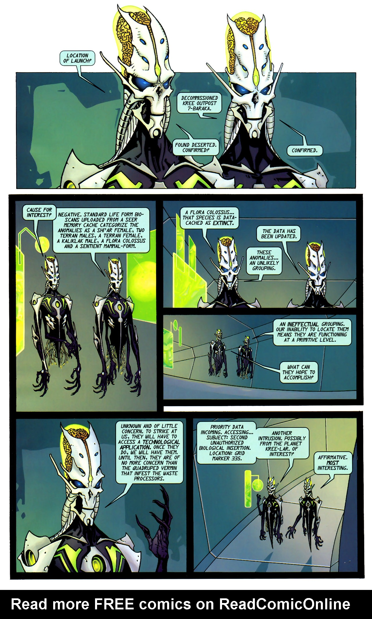 Read online Annihilation: Conquest - Starlord comic -  Issue #2 - 10