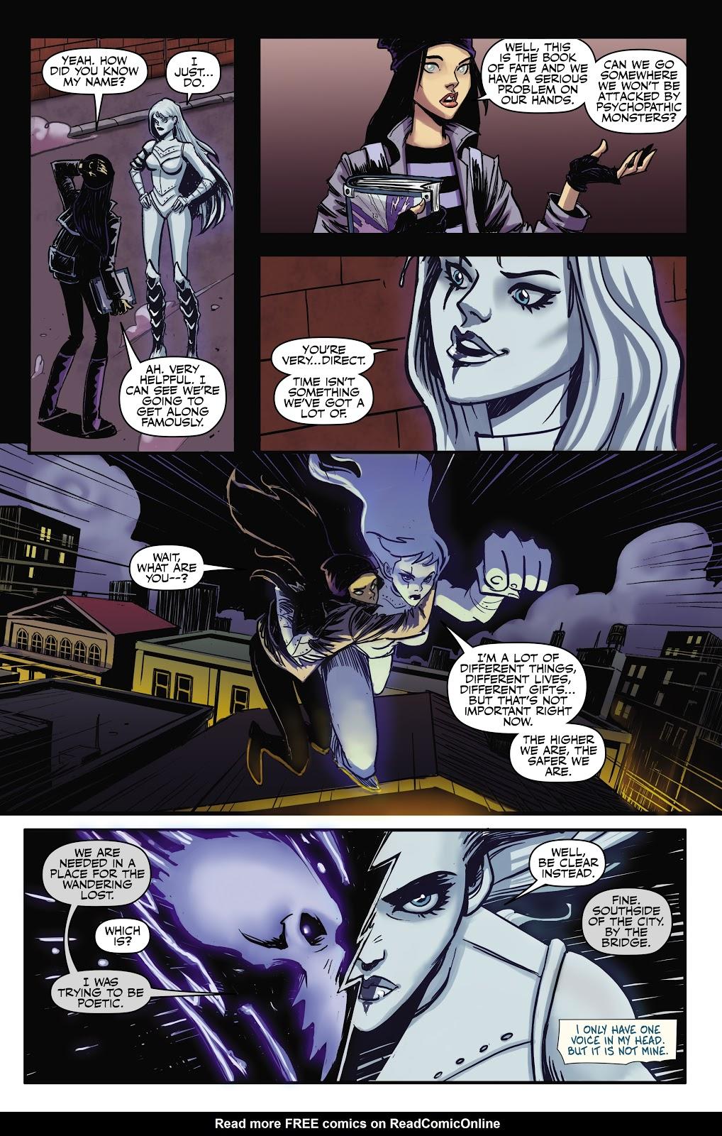 Read online September Mourning Volume 1 comic -  Issue #2 - 7