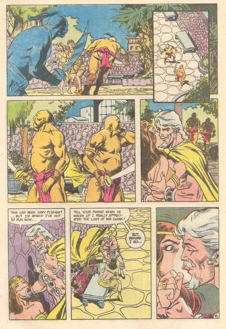 Warlord (1976) issue 89 - Page 6