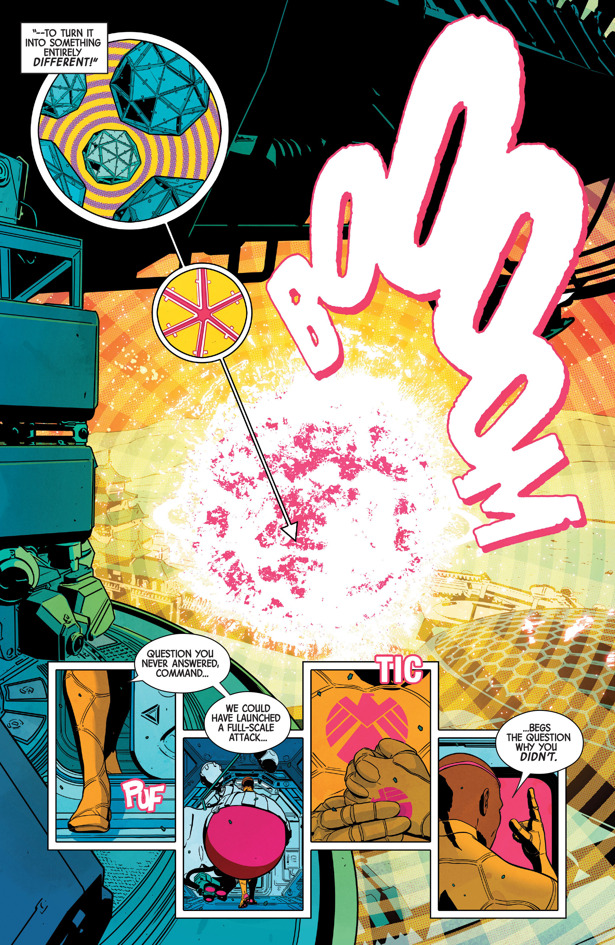 Read online Nick Fury comic -  Issue #2 - 7