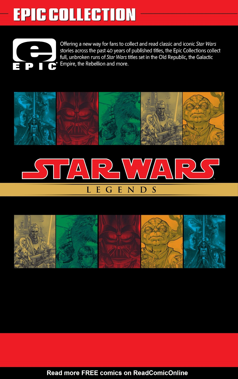 Read online Star Wars Legends Epic Collection: The Empire comic -  Issue # TPB 5 (Part 1) - 3