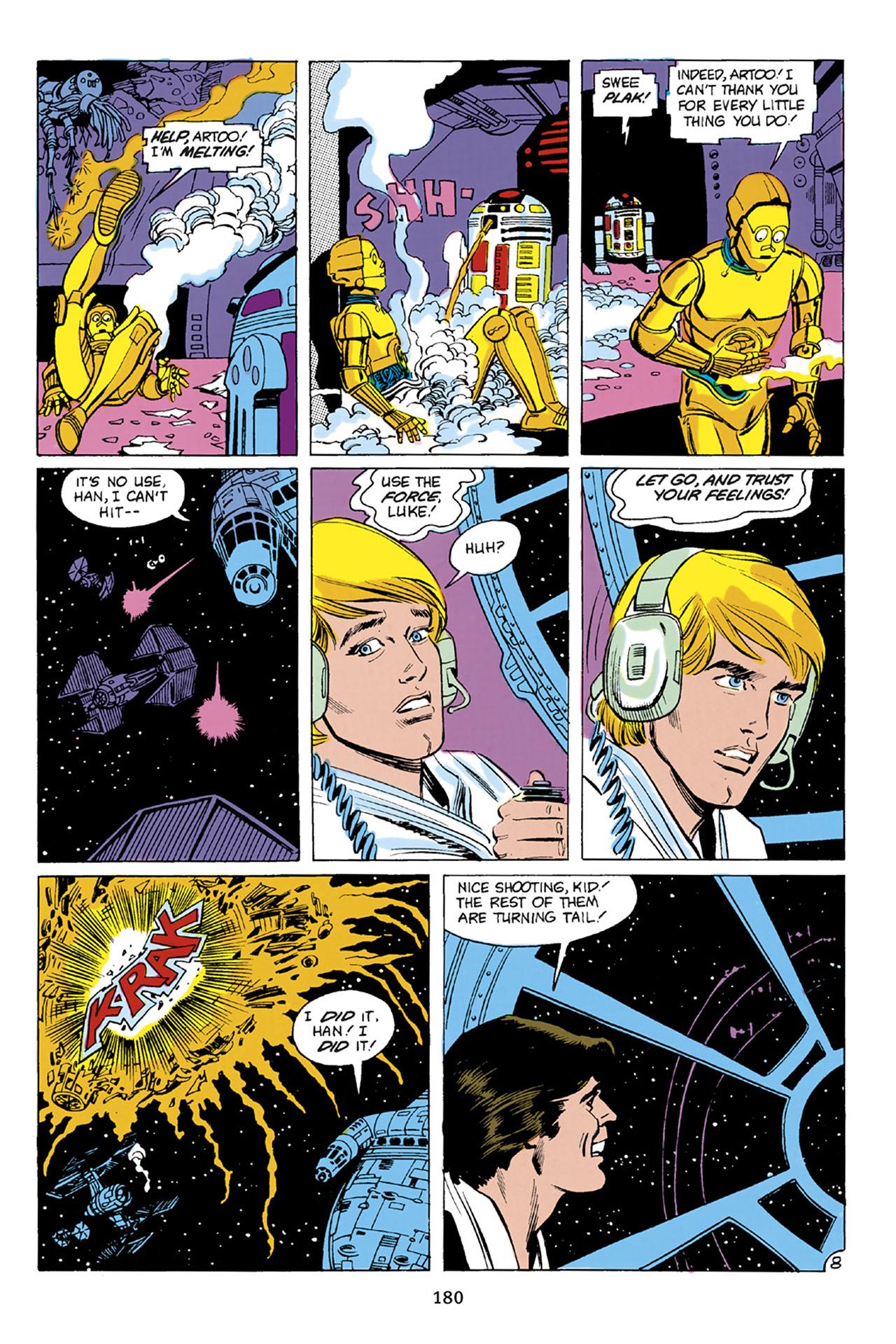 Read online Star Wars Omnibus comic -  Issue # Vol. 23 - 179