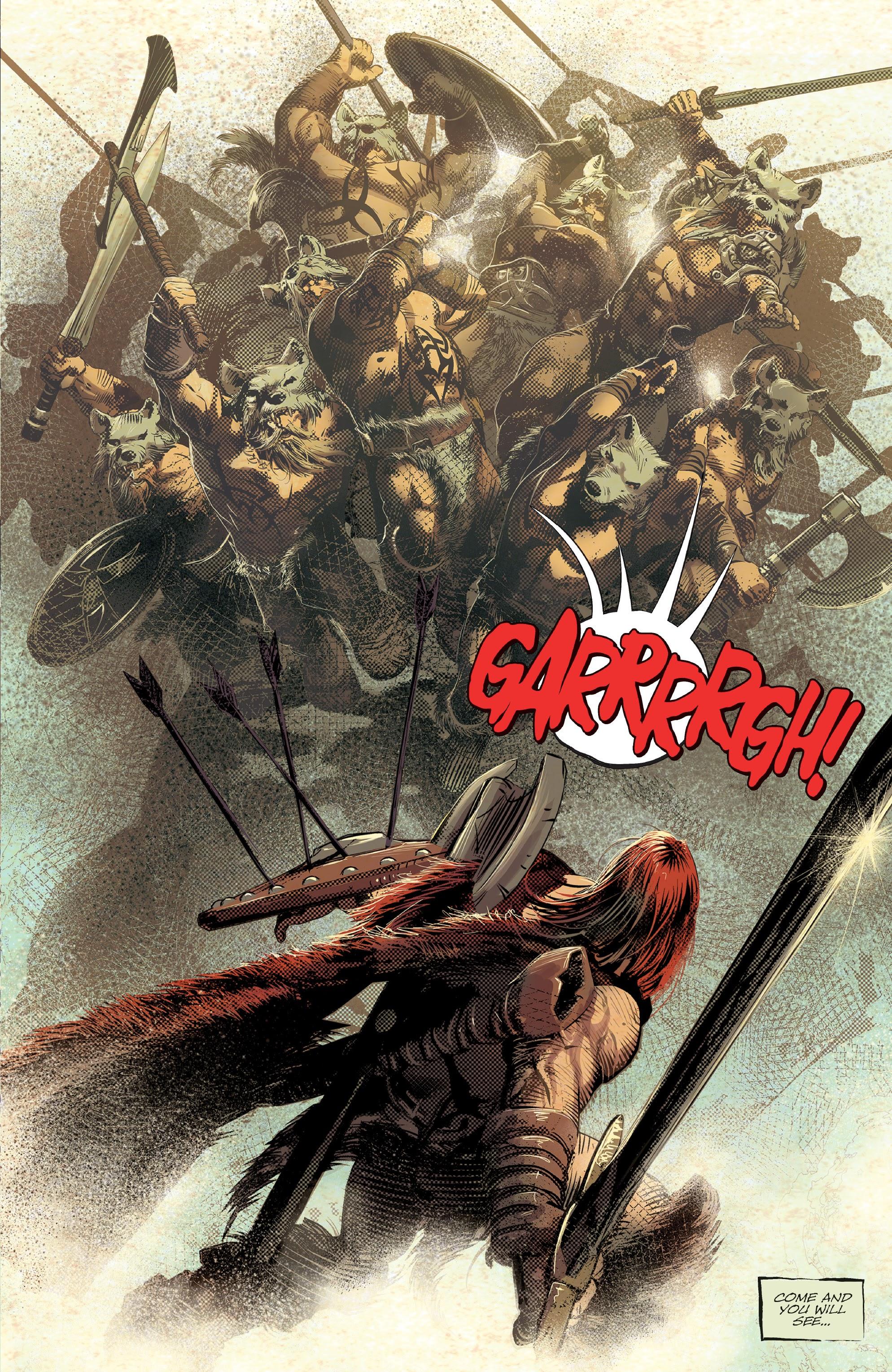 Berserker Unbound #1 #1 - English 13