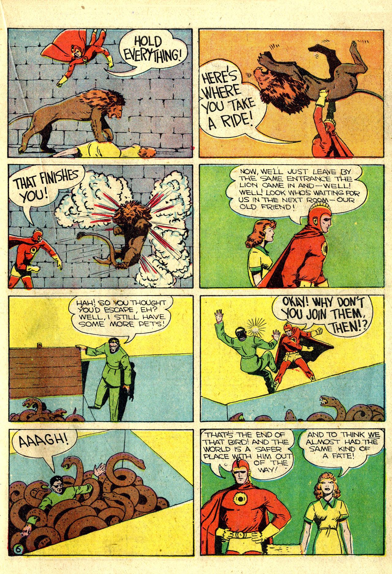 Read online Detective Comics (1937) comic -  Issue #44 - 35