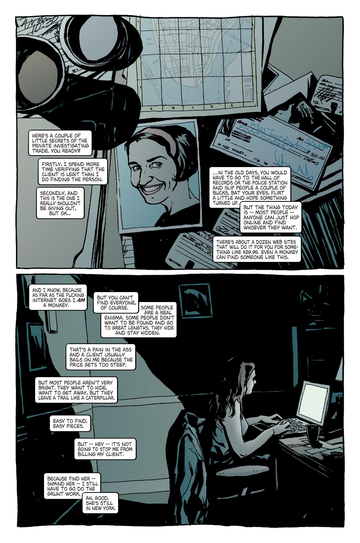 Read online Alias comic -  Issue #1 - 19