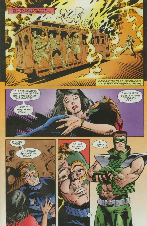 Read online Ultraverse Premiere comic -  Issue #8 - 29