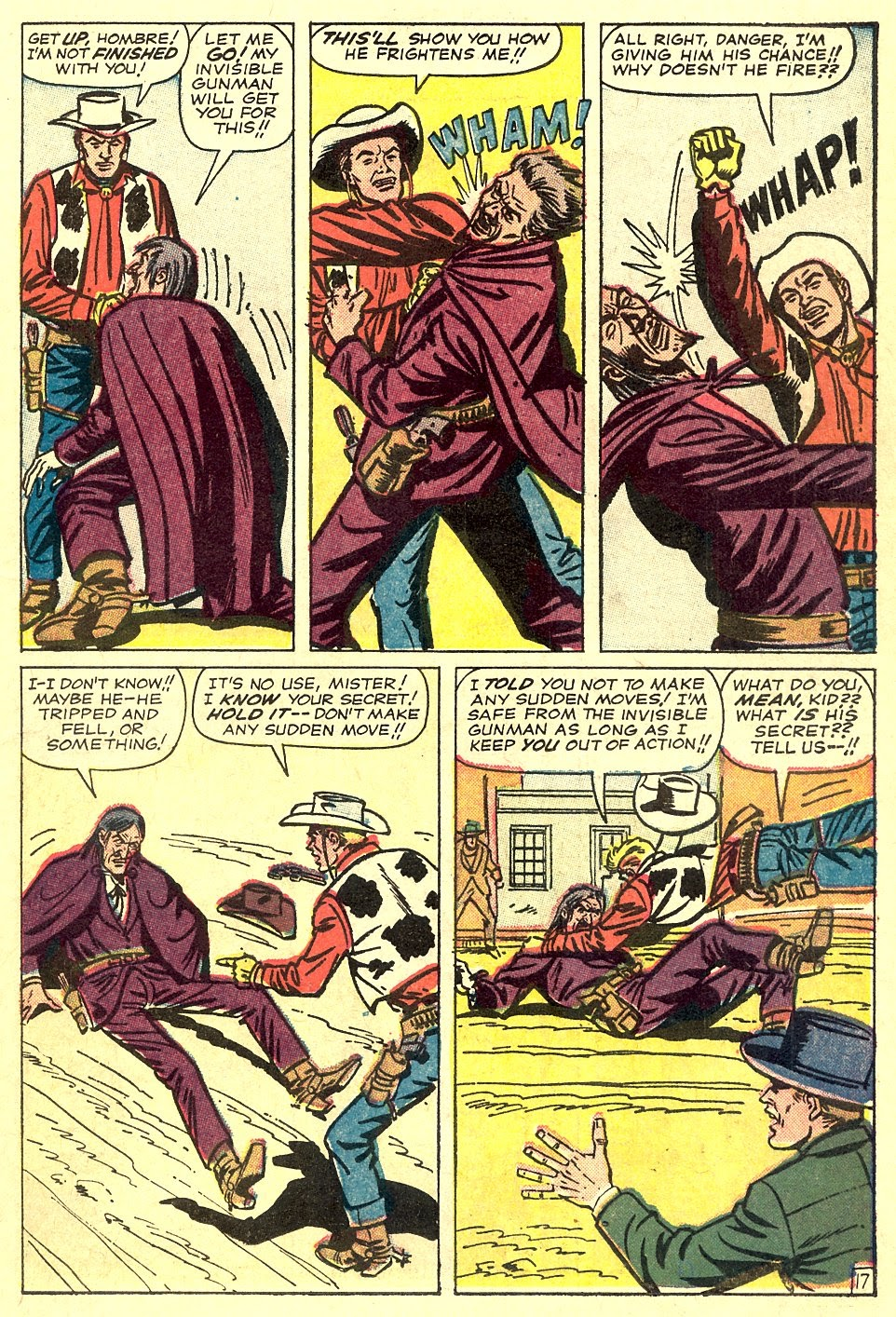 Kid Colt Outlaw issue 116 - Page 23