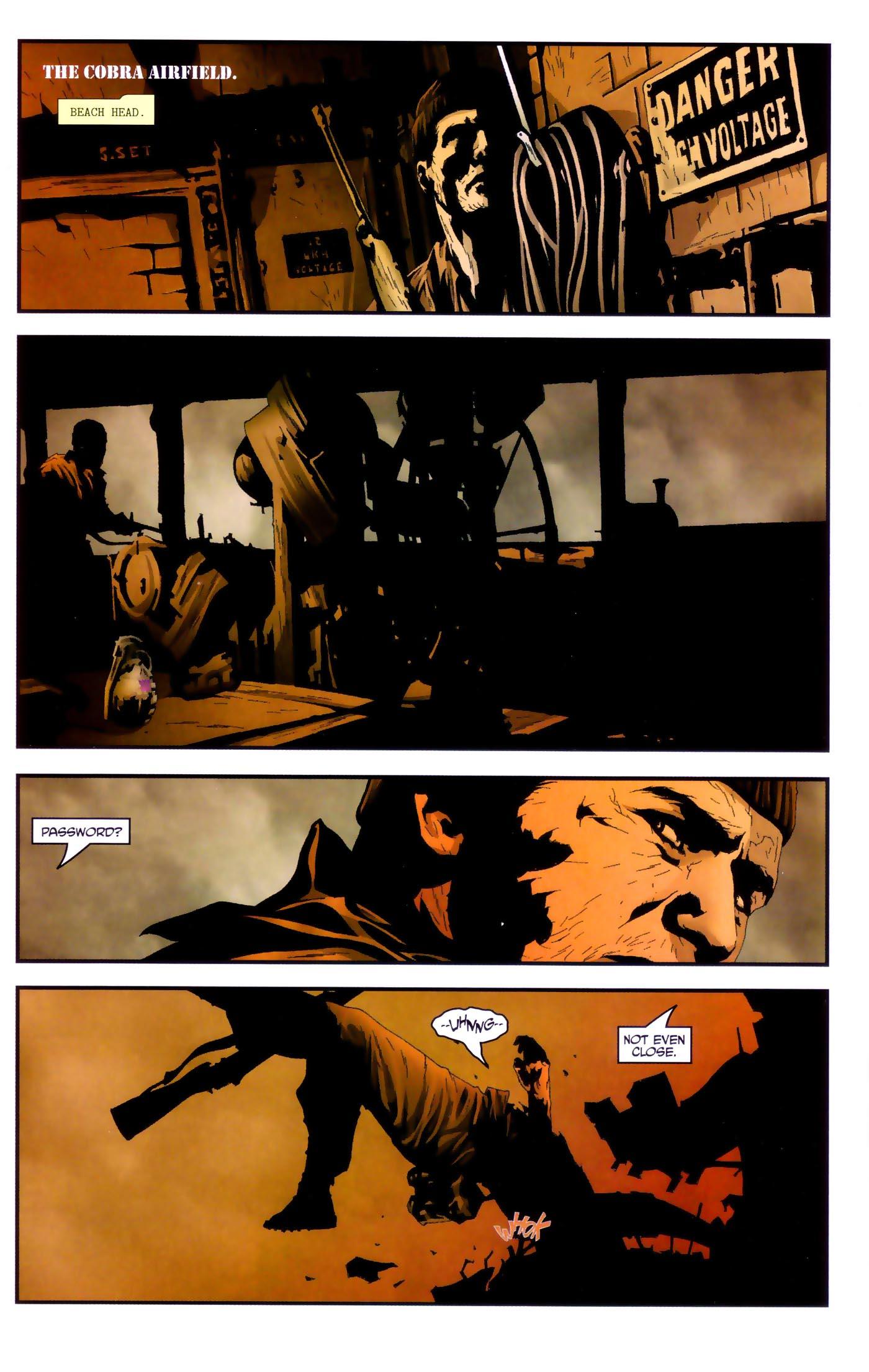 Read online Transformers/G.I. Joe comic -  Issue #4 - 20
