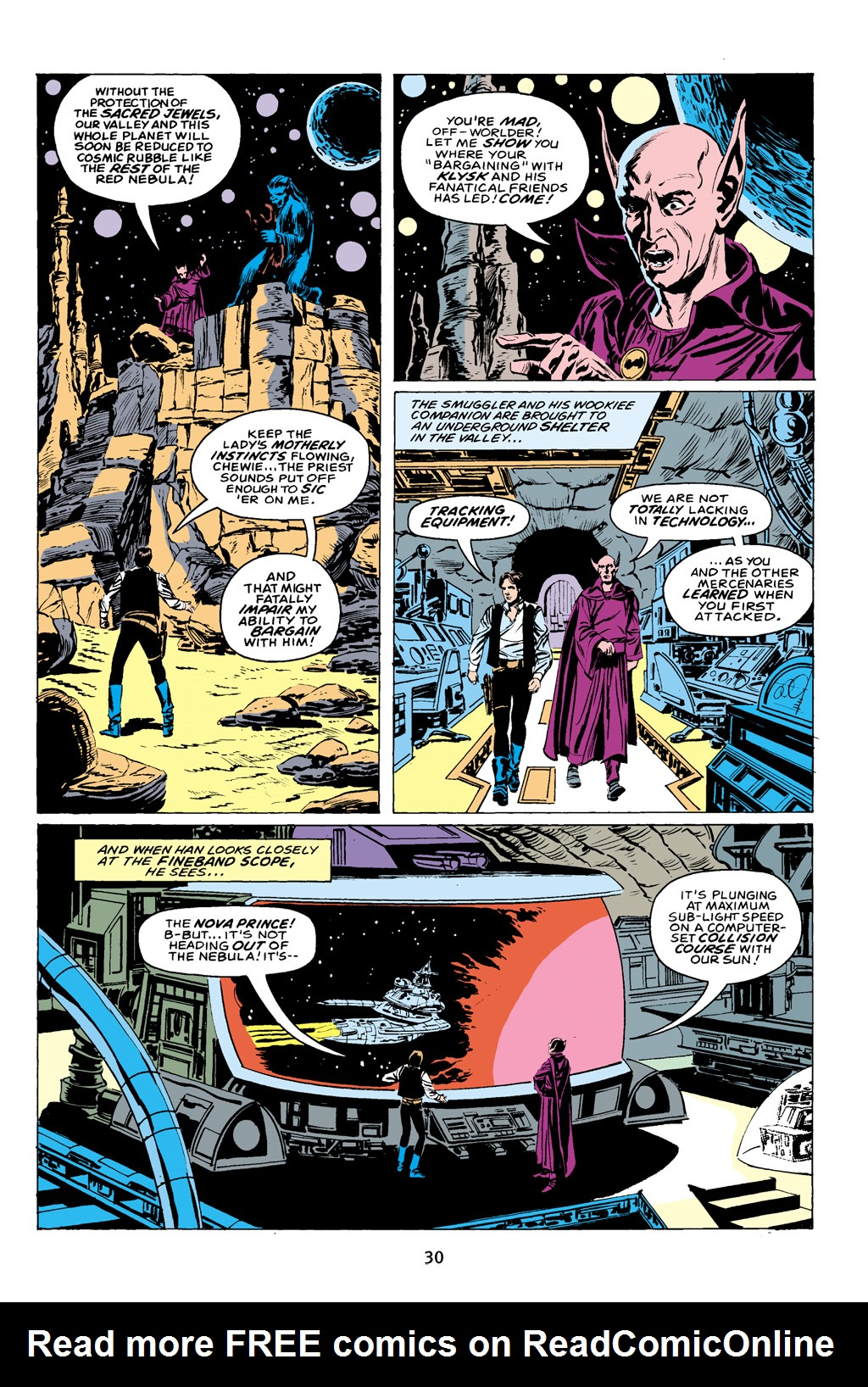 Read online Star Wars Omnibus comic -  Issue # Vol. 16 - 31