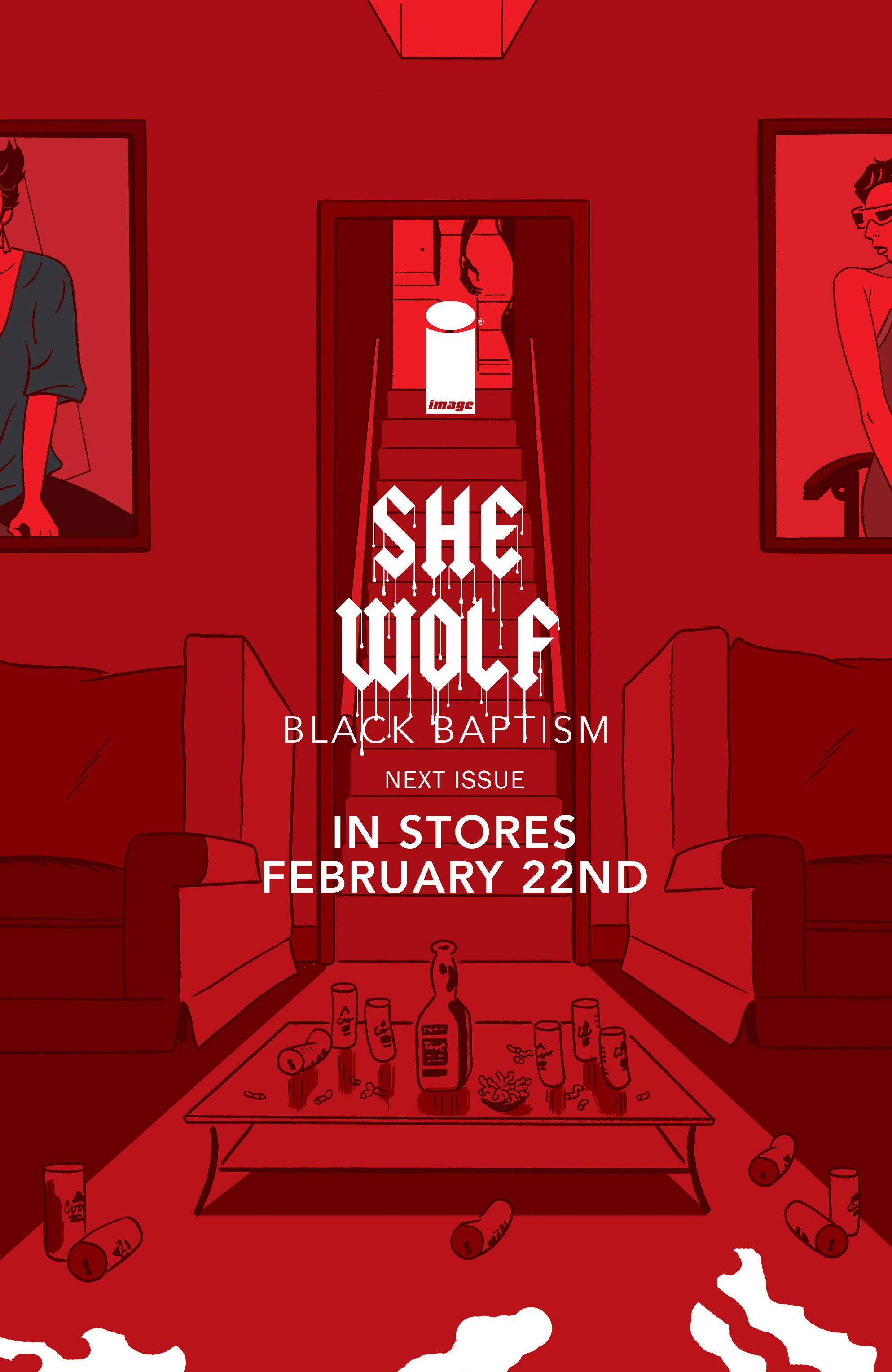 Read online She Wolf comic -  Issue #5 - 22