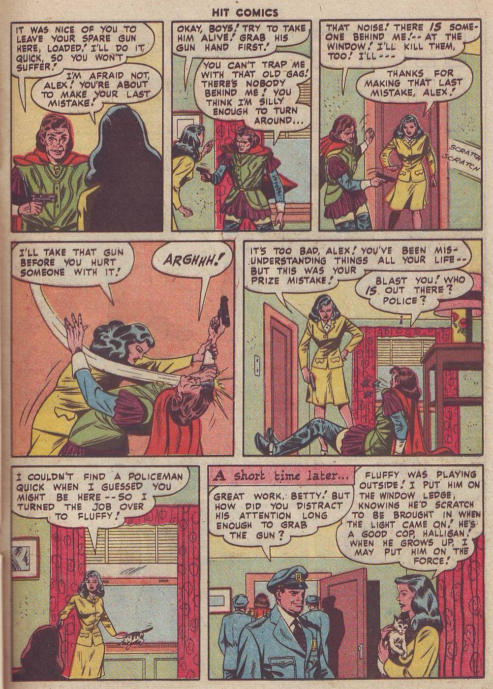 Read online Hit Comics comic -  Issue #51 - 31