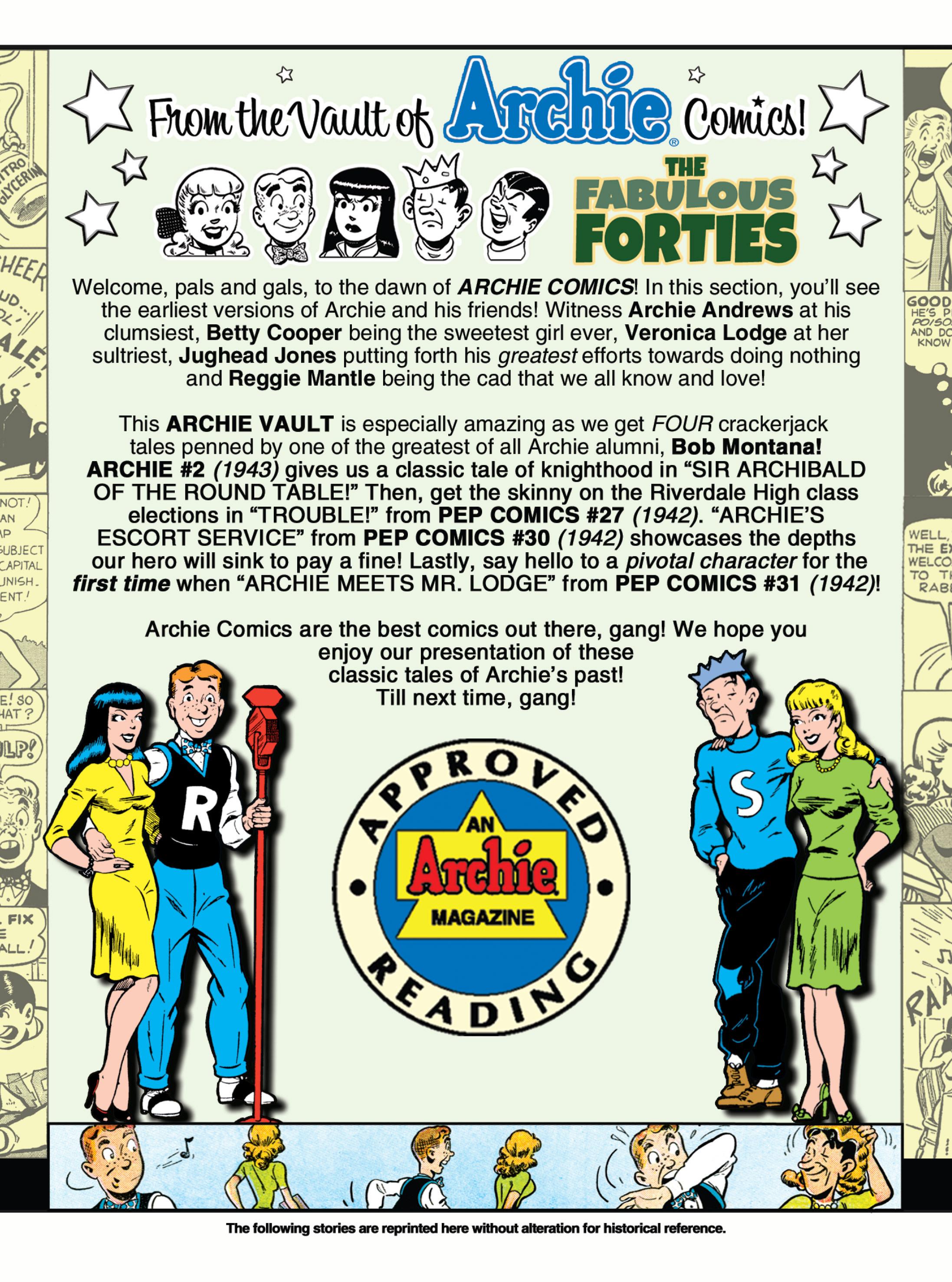 Read online Archie 1000 Page Comics Bonanza comic -  Issue #2 (Part 1) - 99
