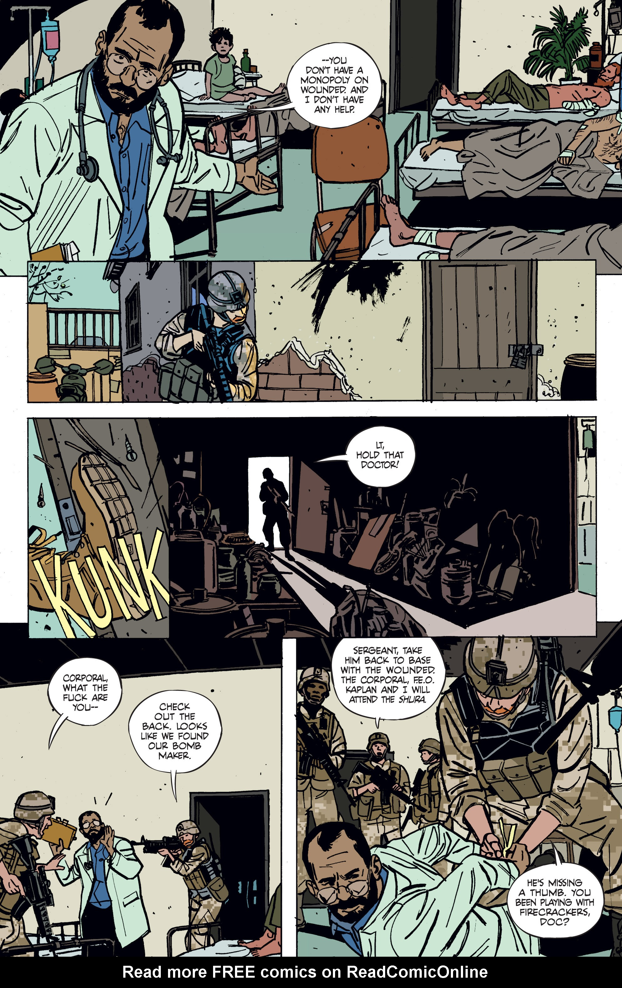 Read online Graveyard of Empires comic -  Issue # TPB - 32