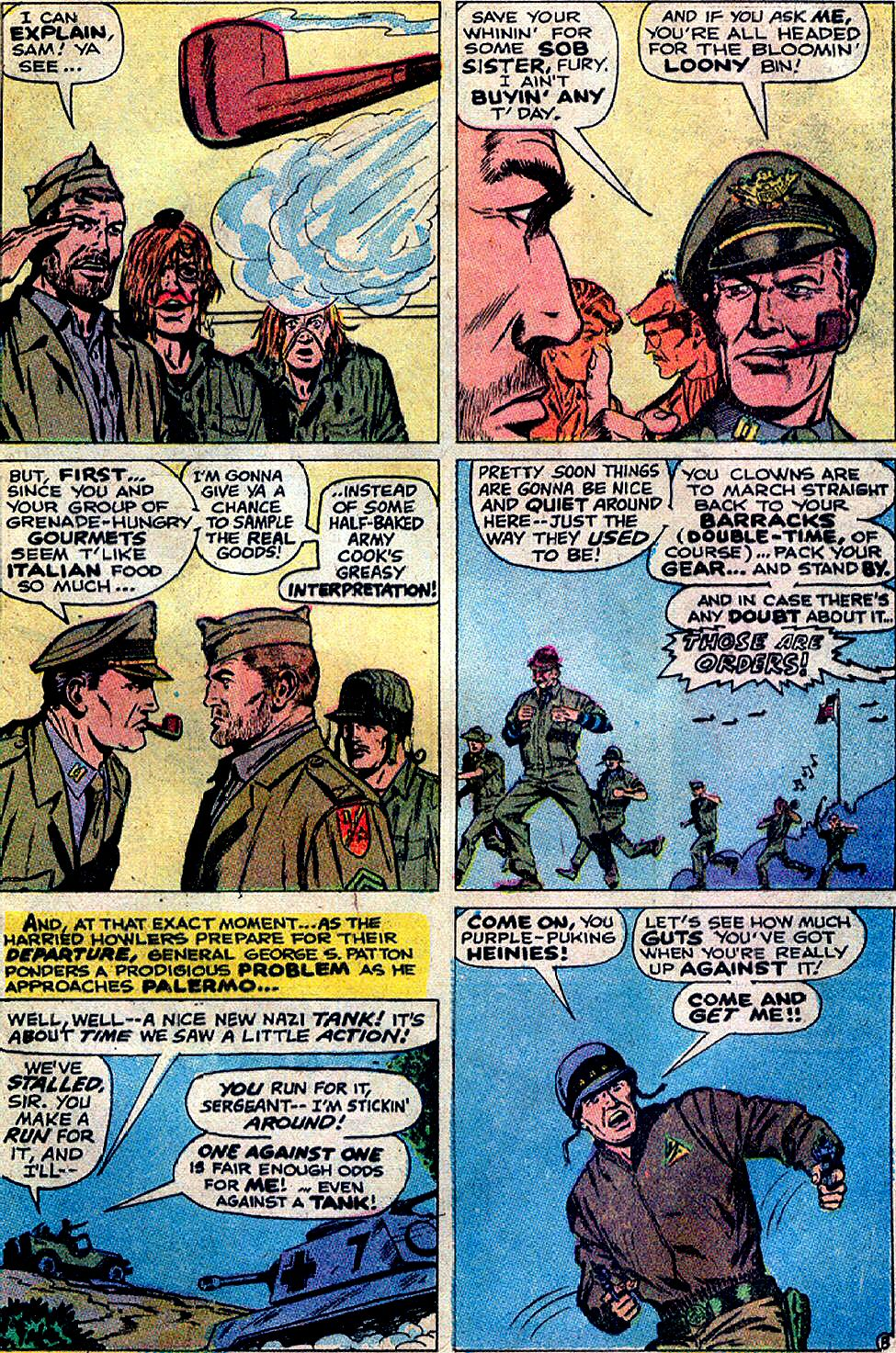 Read online Sgt. Fury comic -  Issue #88 - 13