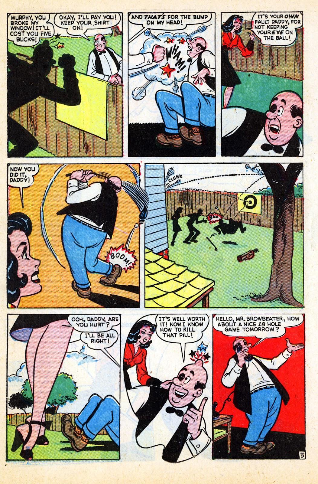Georgie Comics (1945) issue 17 - Page 24