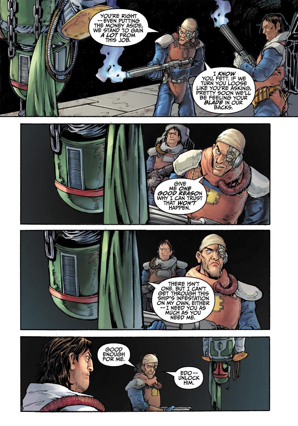 Read online Star Wars Omnibus comic -  Issue # Vol. 33 - 358