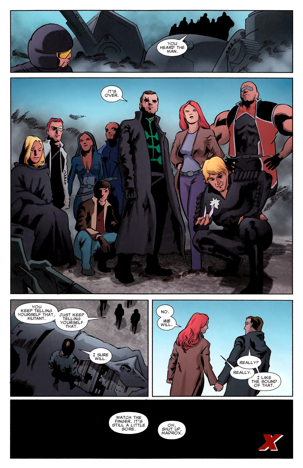 Read online X-Men: Second Coming Revelations comic -  Issue # TPB (Part 2) - 118