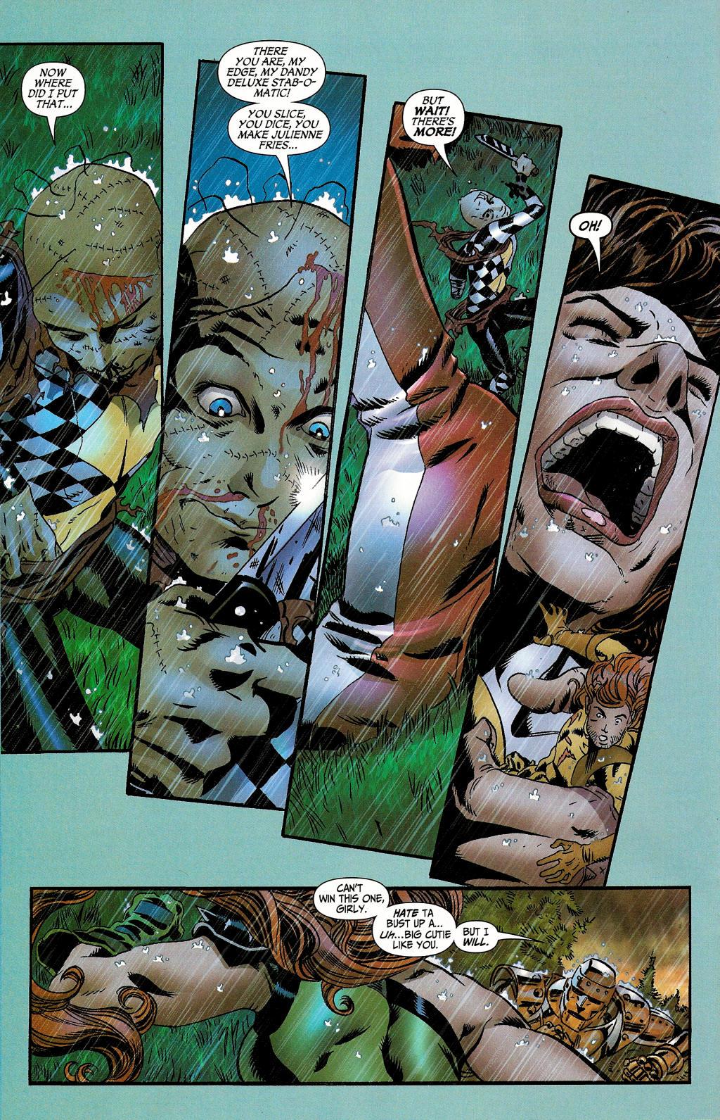 Read online Secret Six (2006) comic -  Issue #4 - 12