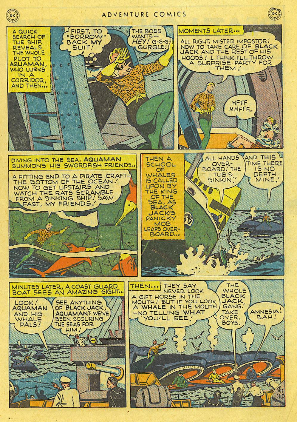 Read online Adventure Comics (1938) comic -  Issue #127 - 17
