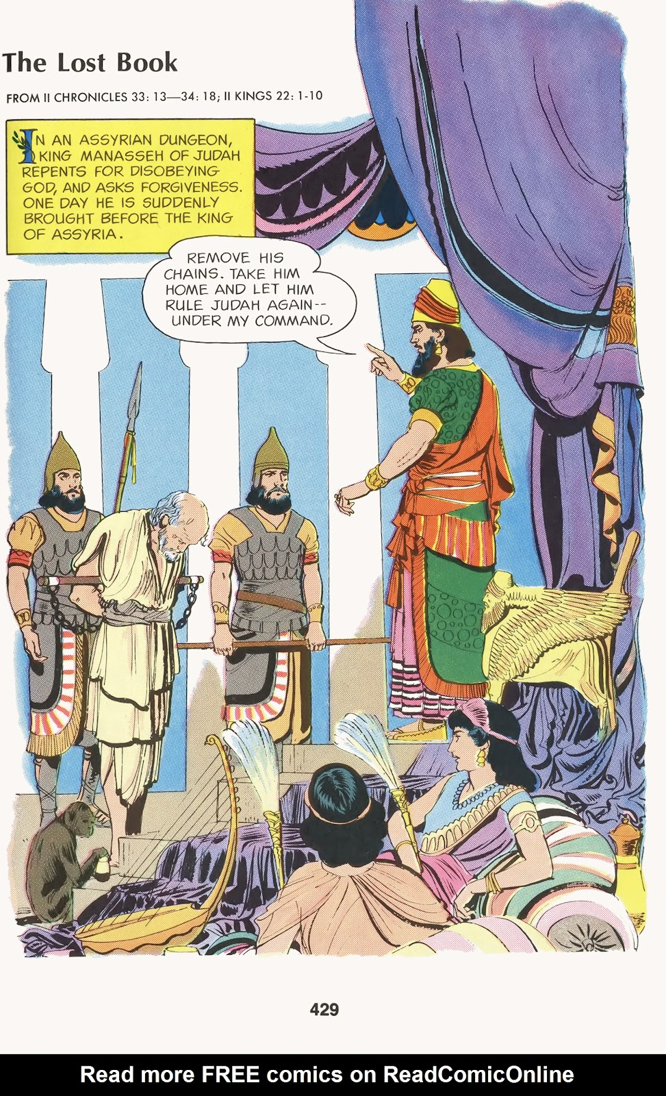 The Picture Bible issue TPB (Part 5) - Page 32