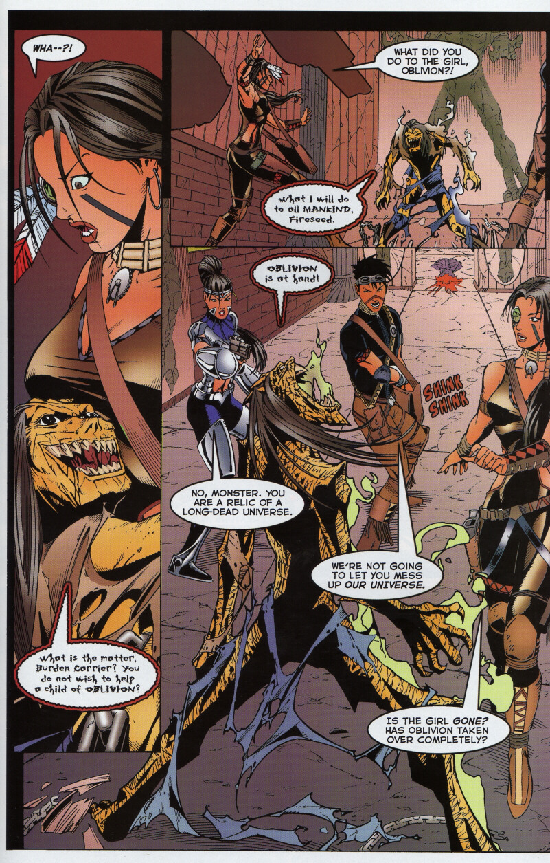 Read online Turok 3: Shadow of Oblivion comic -  Issue # Full - 24