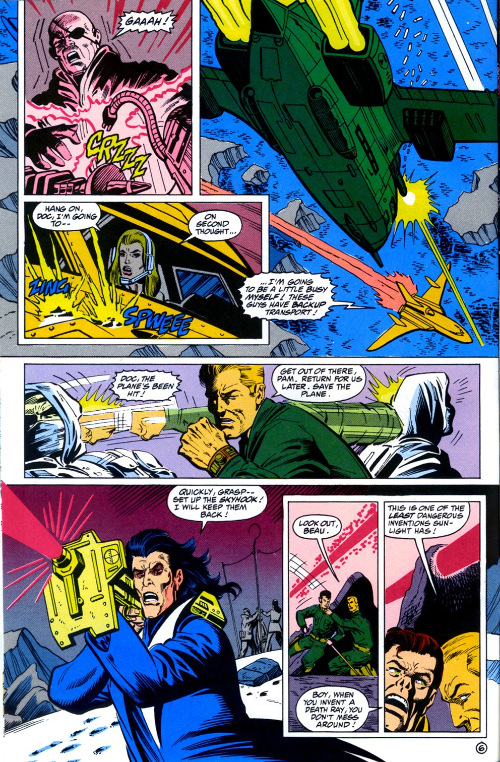 Doc Savage (1988) issue 13 - Page 8