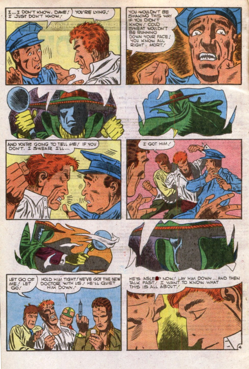 Read online Scary Tales comic -  Issue #39 - 6