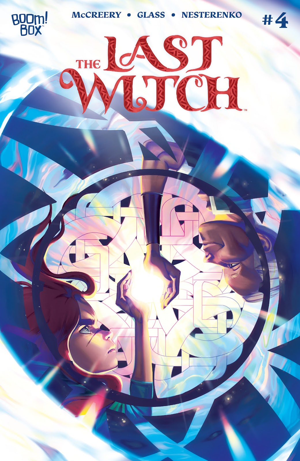 The Last Witch 4 Page 1