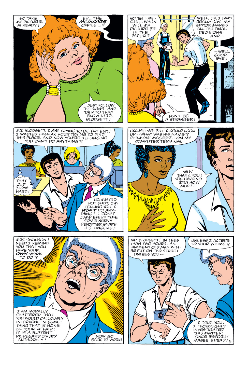 The Amazing Spider-Man (1963) 264 Page 11