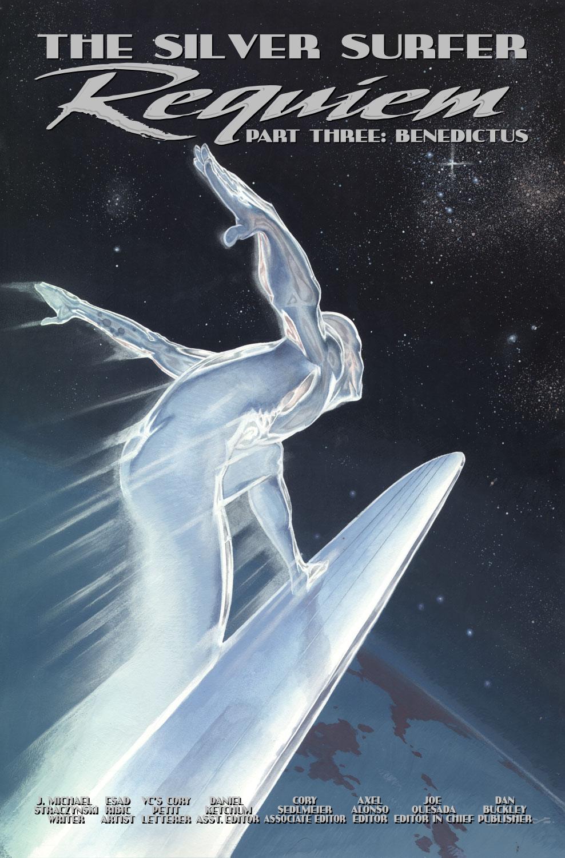 Read online Silver Surfer: Requiem comic -  Issue #3 - 8