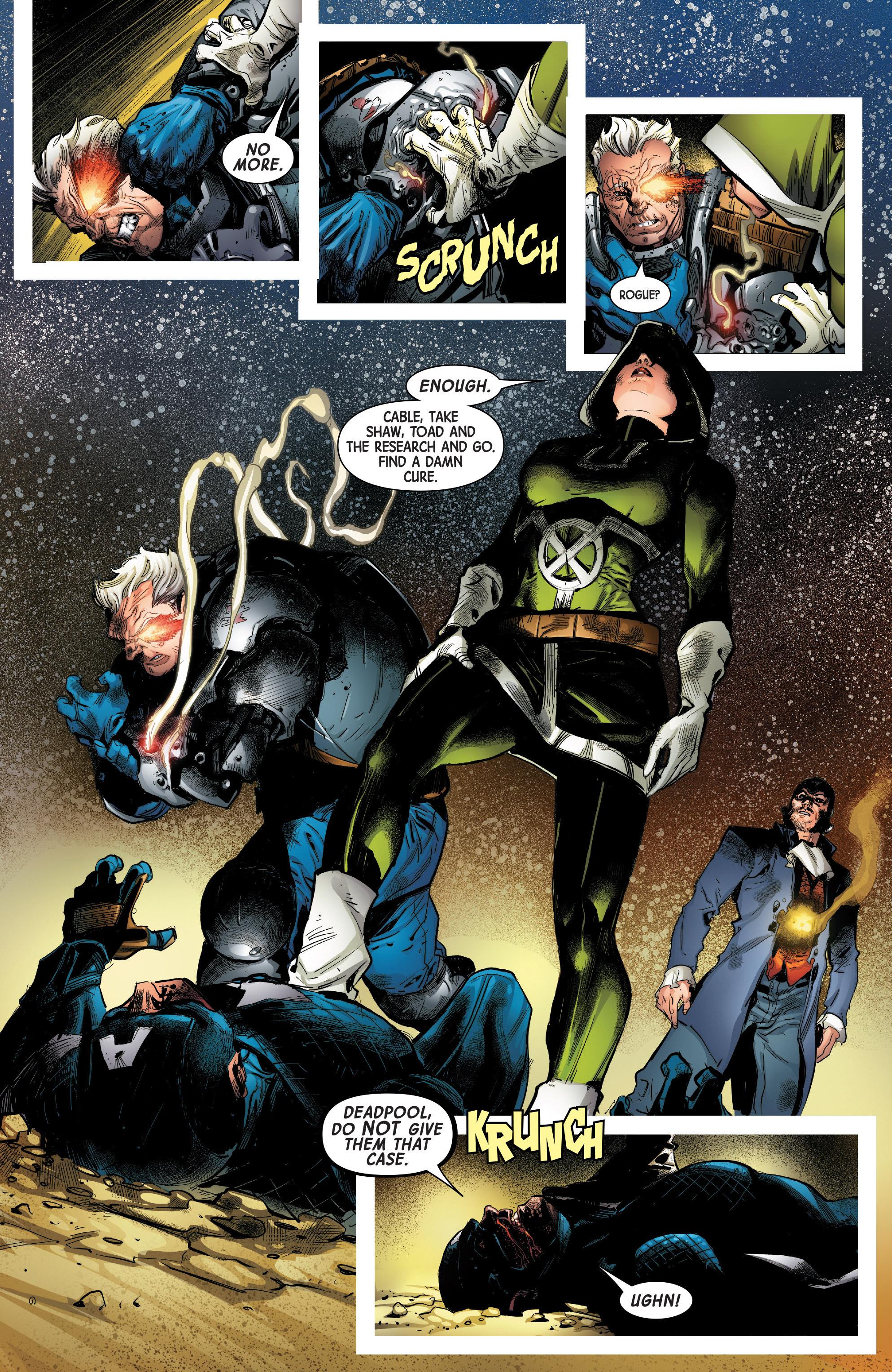 Read online Uncanny Avengers [II] comic -  Issue #14 - 14