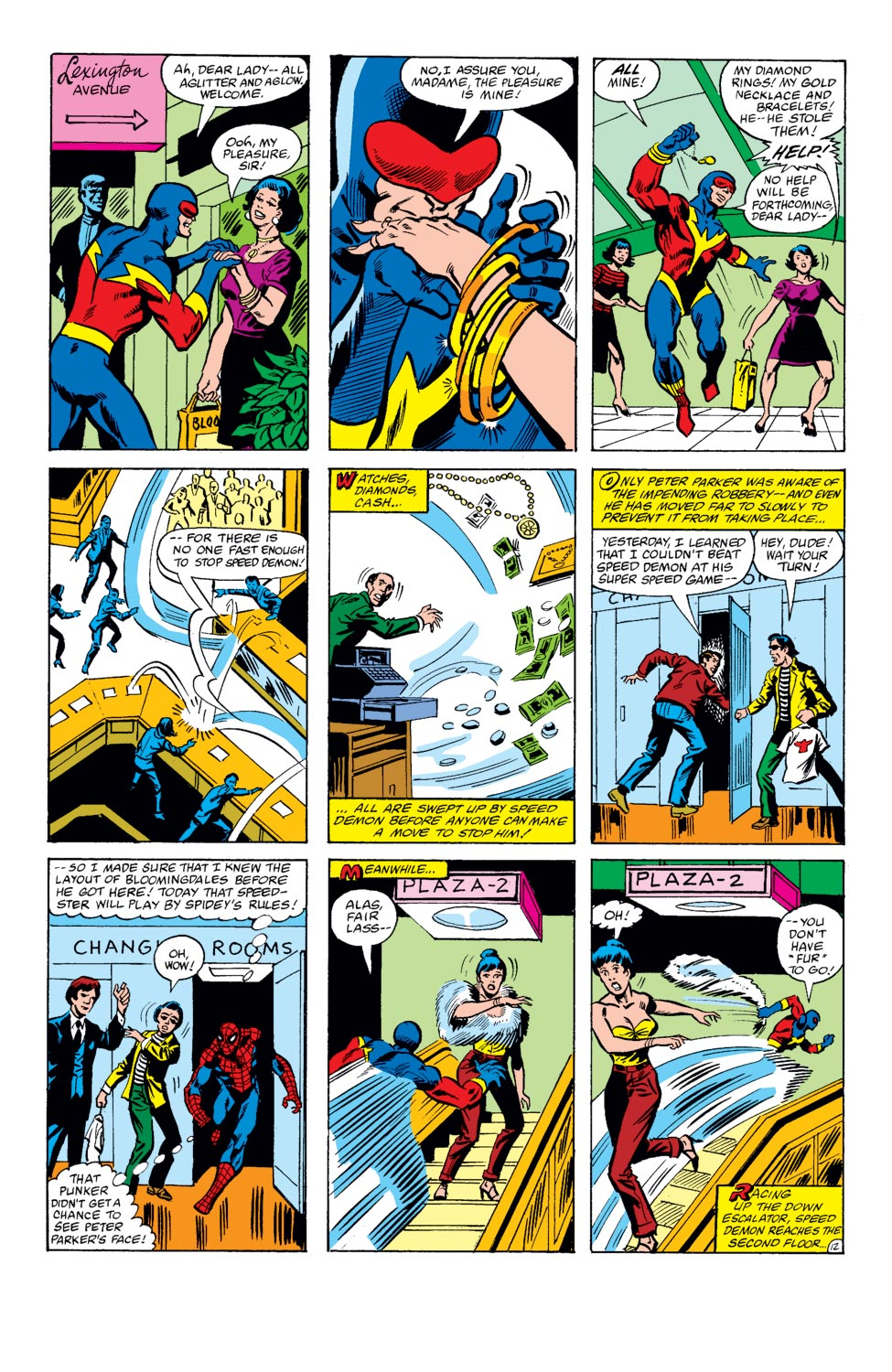 The Amazing Spider-Man (1963) 222 Page 12