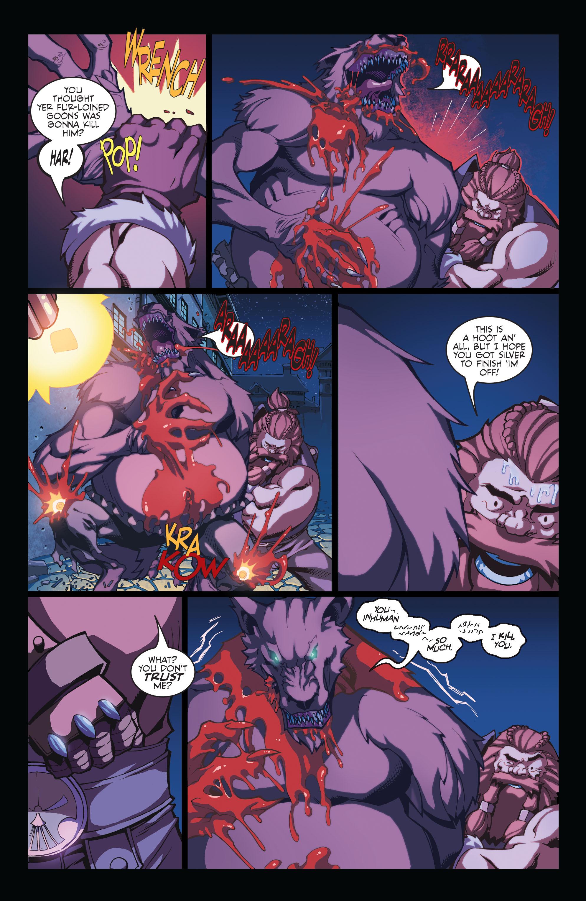 Read online Skullkickers comic -  Issue #1 - 6