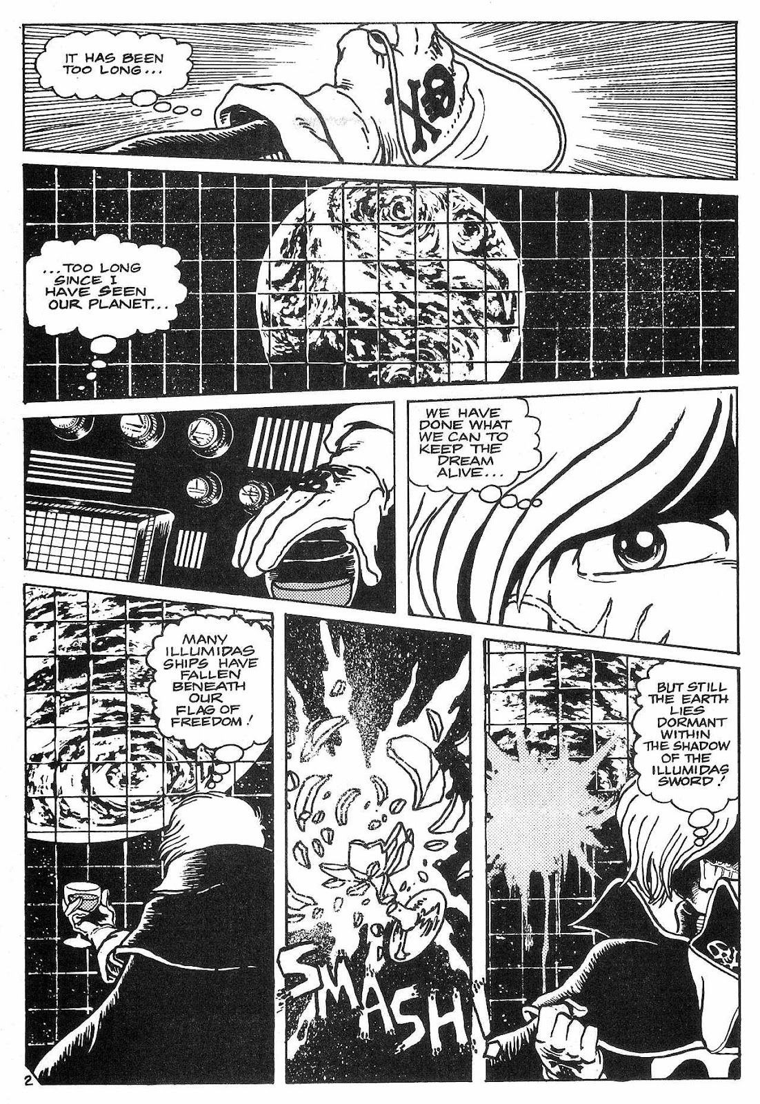 Dinosaurs For Hire (1988) issue 8 - Page 31