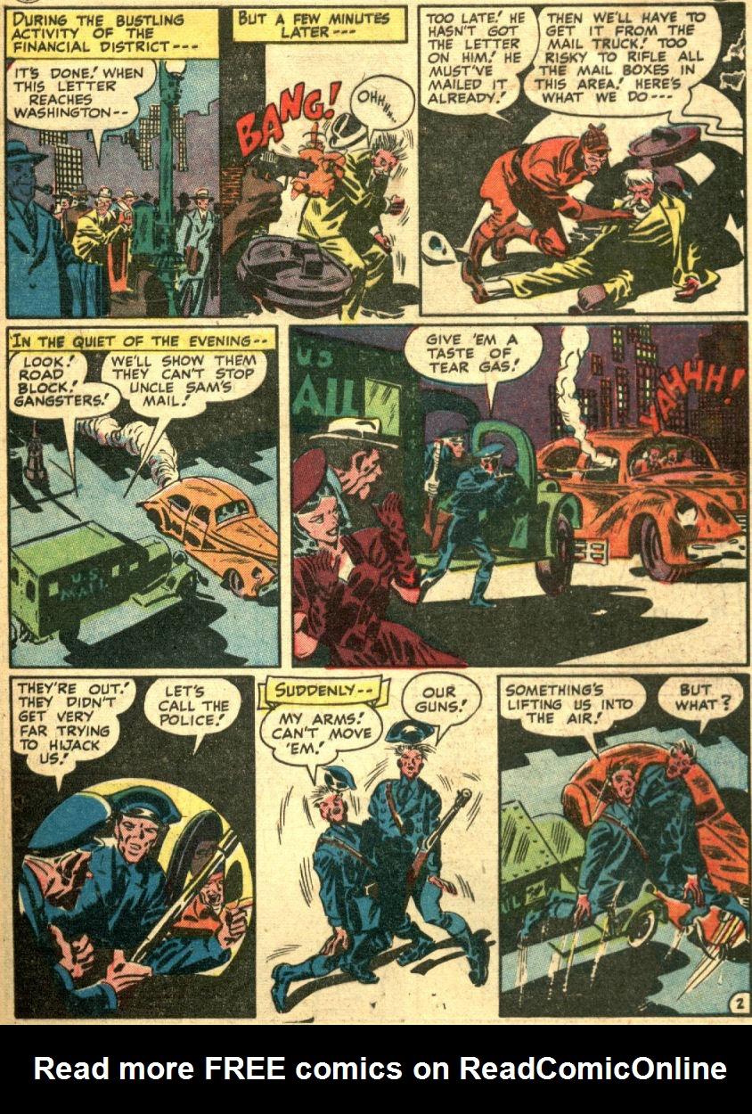 Read online Sensation (Mystery) Comics comic -  Issue #69 - 45