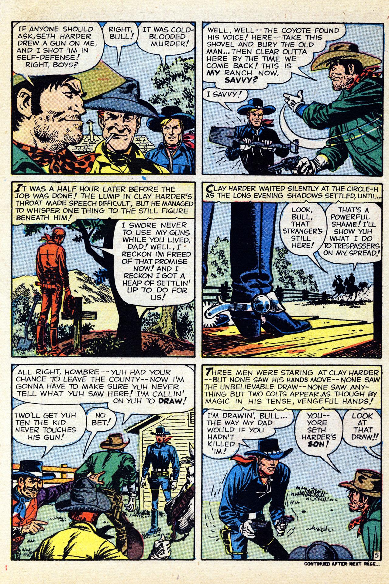 Read online Two-Gun Kid comic -  Issue #52 - 14