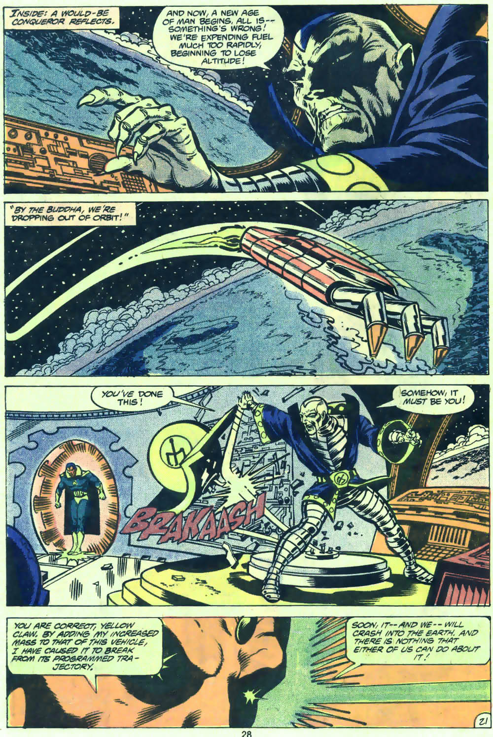 The Avengers (1963) 205 Page 21