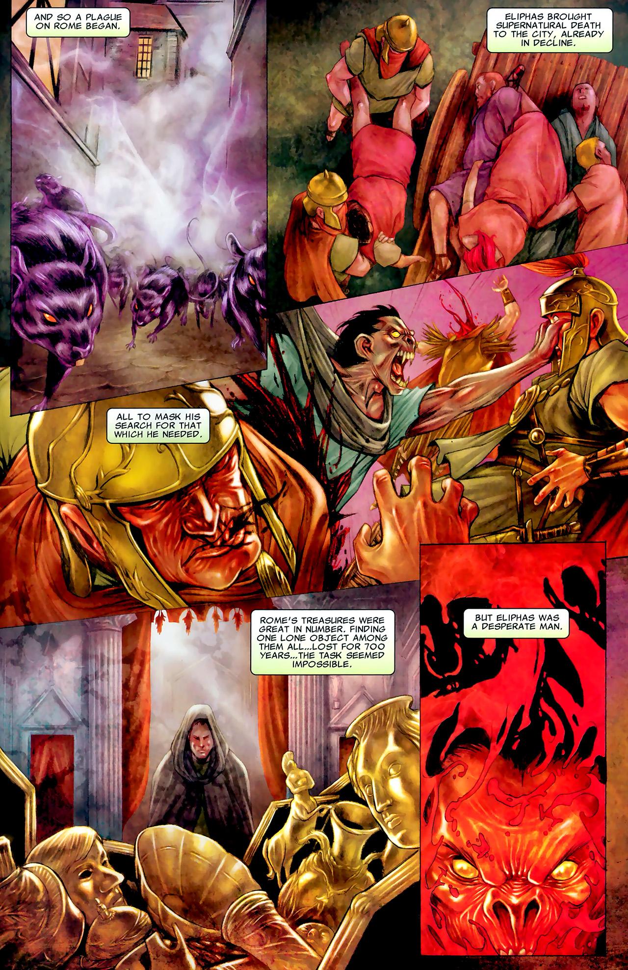 Read online X Necrosha: The Gathering comic -  Issue # Full - 40