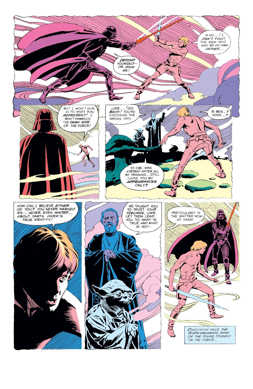 Read online Star Wars Legends: The Original Marvel Years - Epic Collection comic -  Issue # TPB 3 (Part 3) - 38