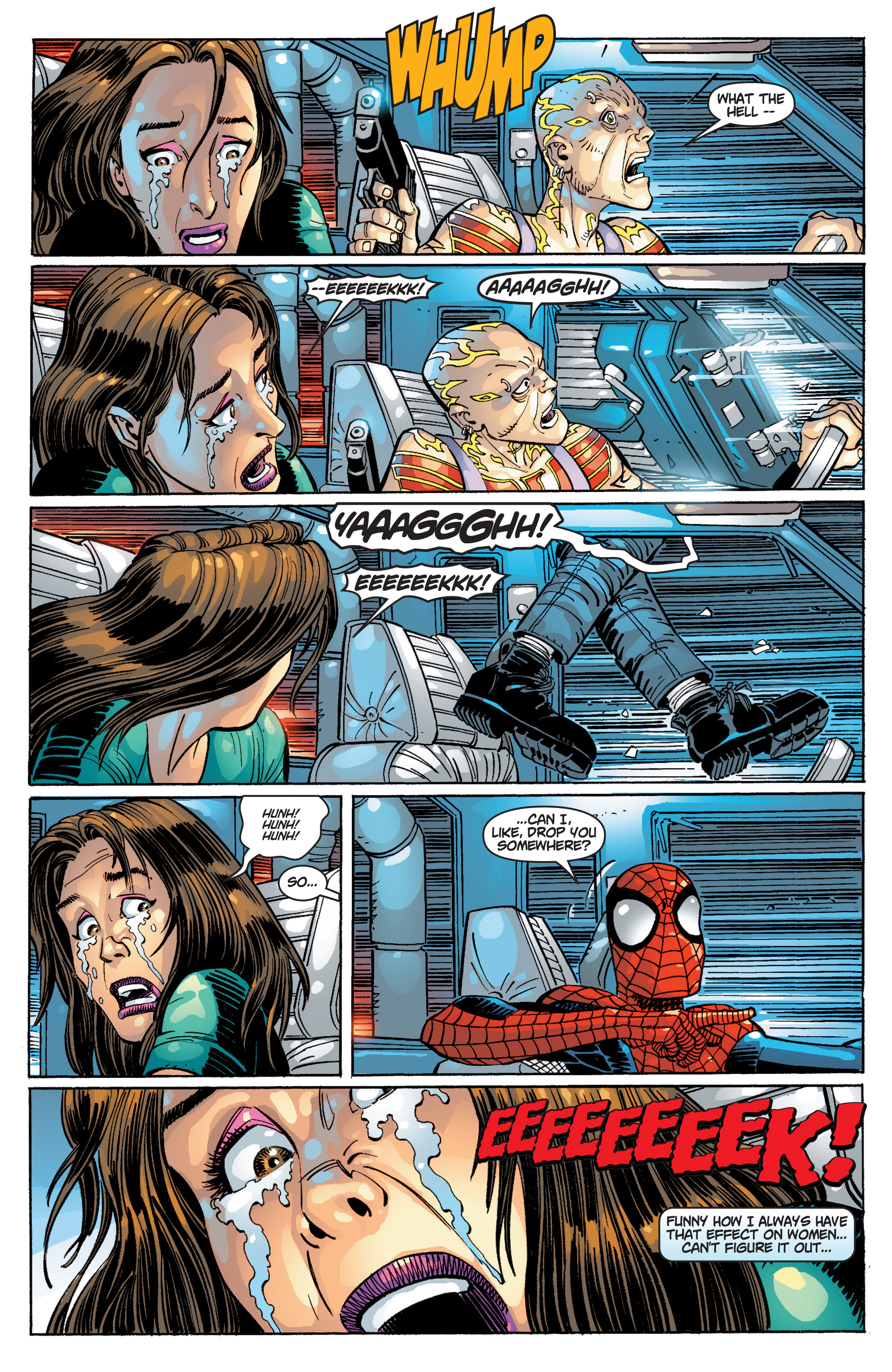The Amazing Spider-Man (1999) 32 Page 2