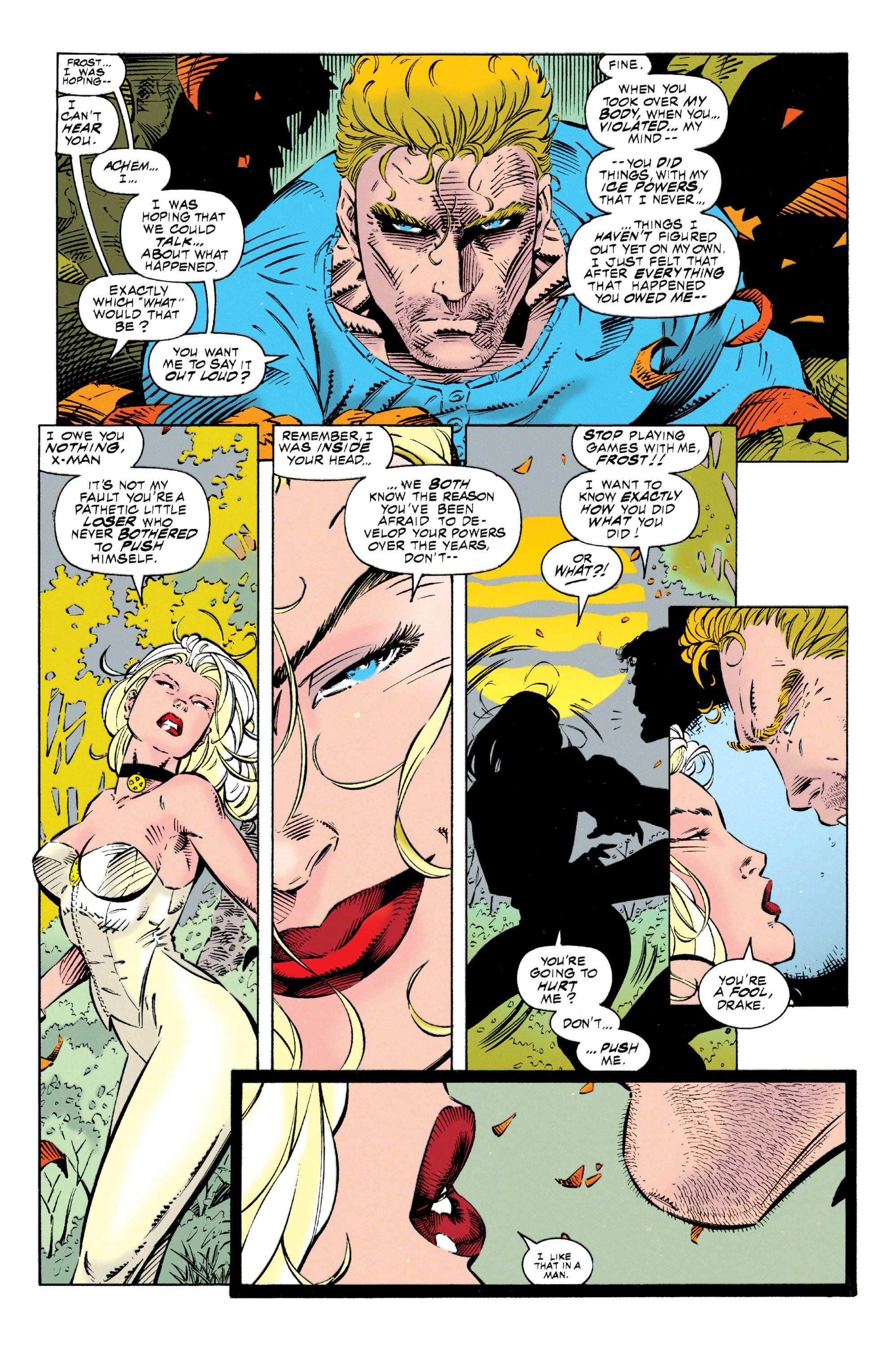 Read online Uncanny X-Men (1963) comic -  Issue #318 - 14