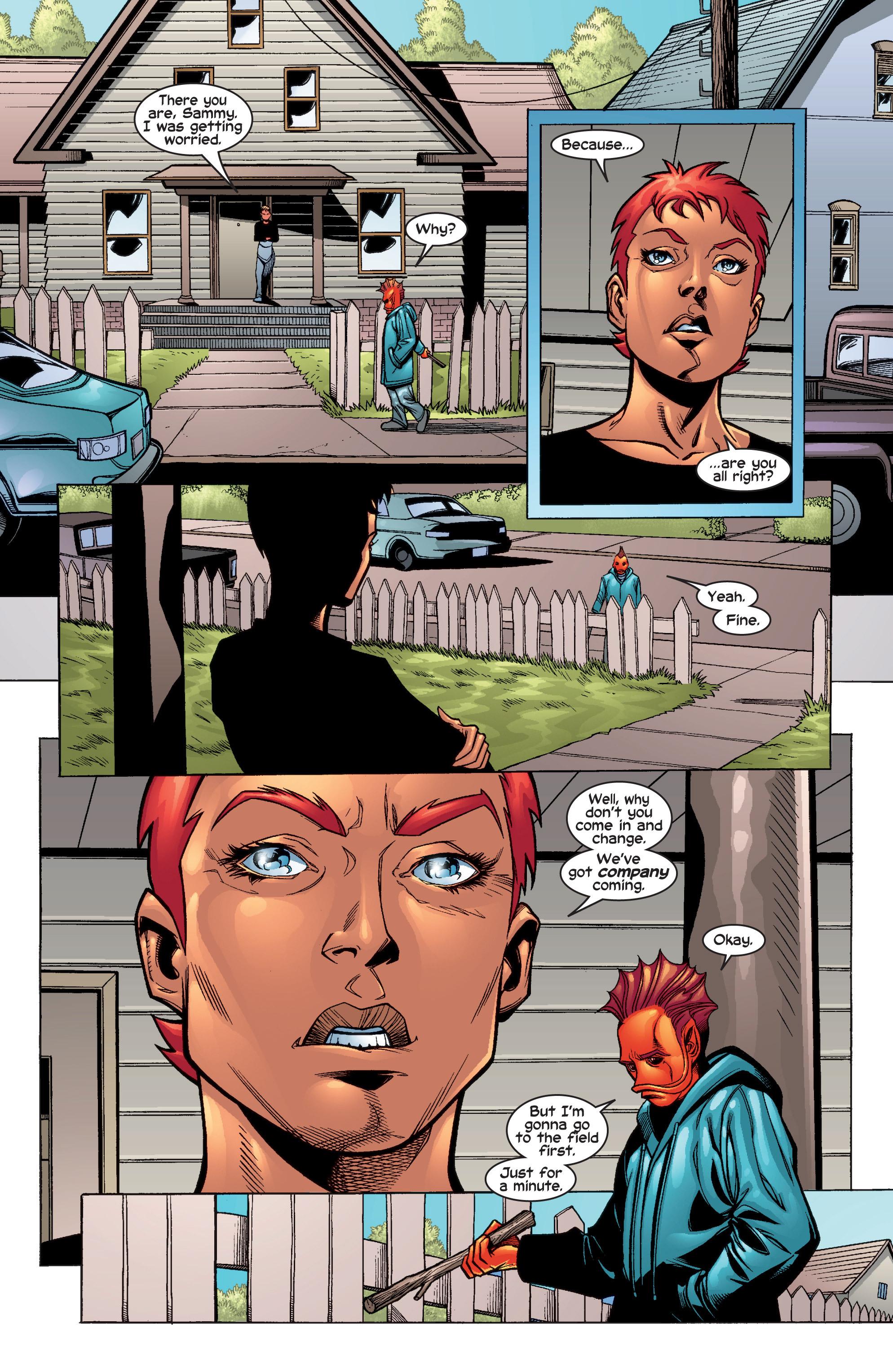 Read online Uncanny X-Men (1963) comic -  Issue #410 - 5