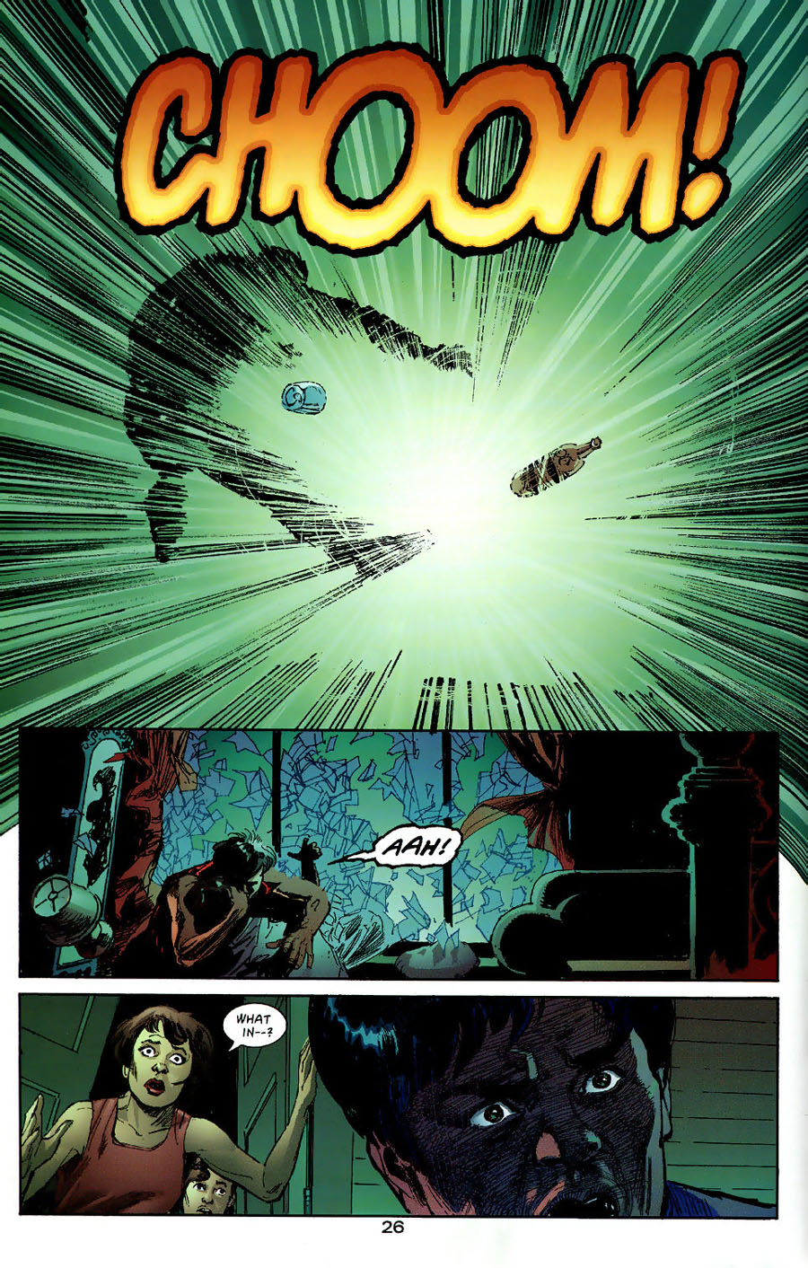 Read online Green Lantern: Legacy: The Last Will and Testament of Hal Jordan comic -  Issue # TPB - 31